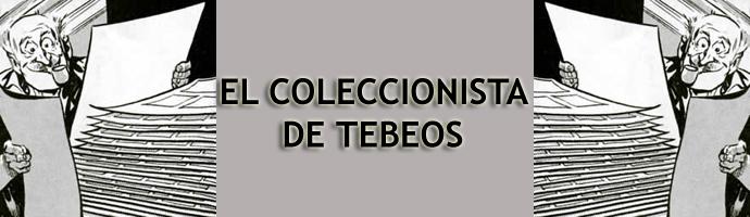 El Coleccionista de Tebeos